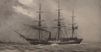 civil war ship