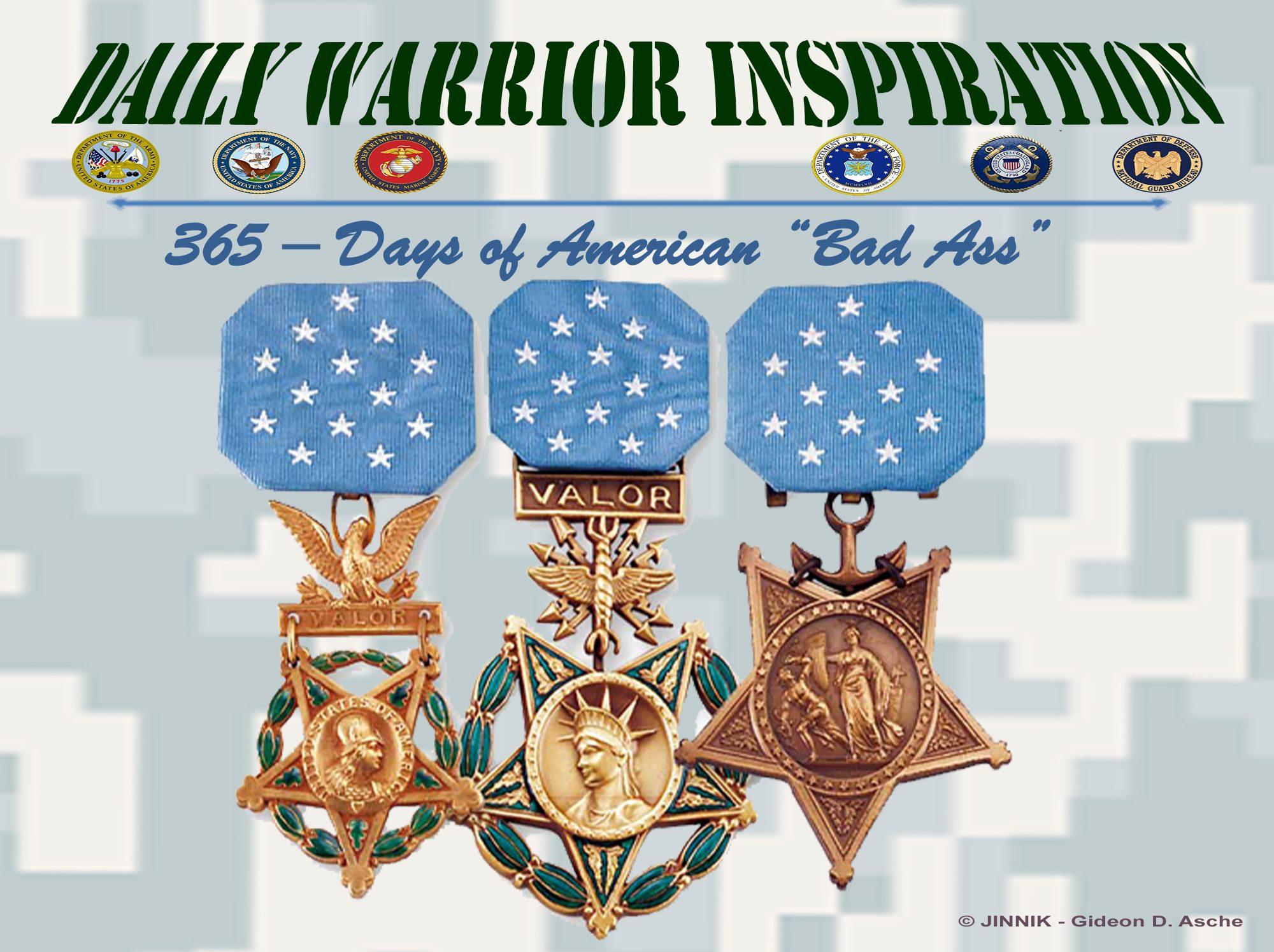 Warrior's Daily Inspiration Calendar
