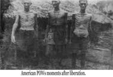 POWs bataan