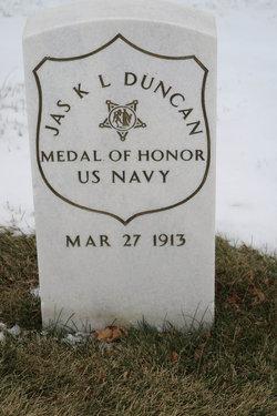 duncan grave