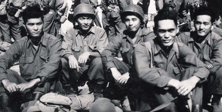 Nisei-Soldiers