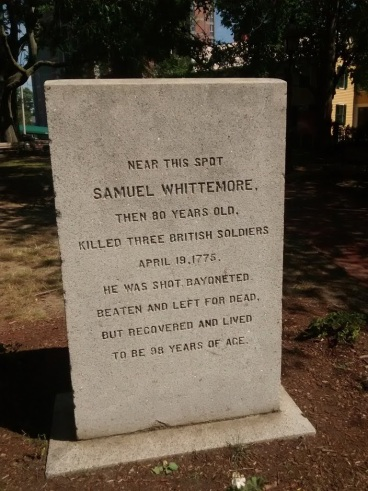 Whittemore heaadstone